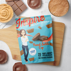 Inspire Whey Protein Isolate, Peanut Butter Cup