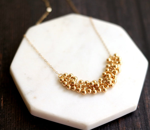 As seen on Mad About You- Gaia necklace
