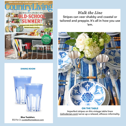 Our feature in Country Living magazine