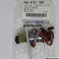 Komori ink key module 764-4181-303