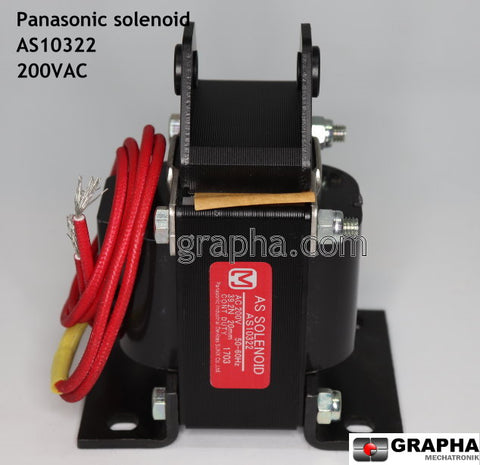 Panasonic solenoid AS10322