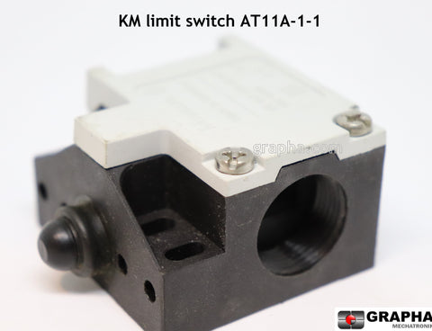 Klockner Moeller limit switch: AT11A-1-1