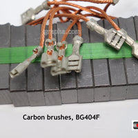 Carbon brushes: BG404F