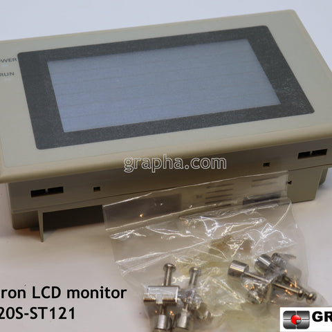 Omron LCD monitor: NT20S-ST121
