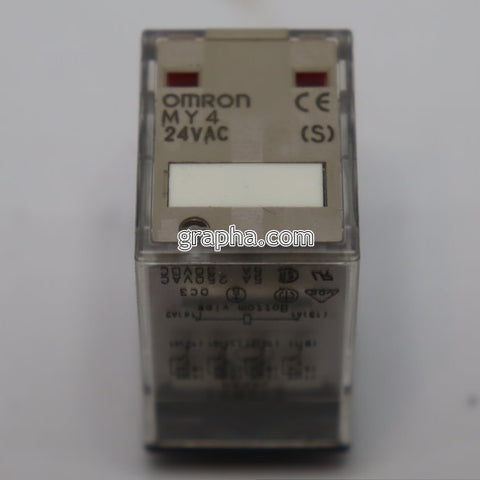 Omron relay MY4