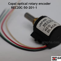 Copal optical rotary encoder: REC20C-50-201-1