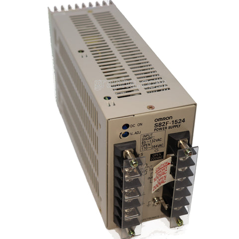 Omron power supply: S82F-1524