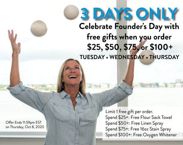 Founders Day Promotion