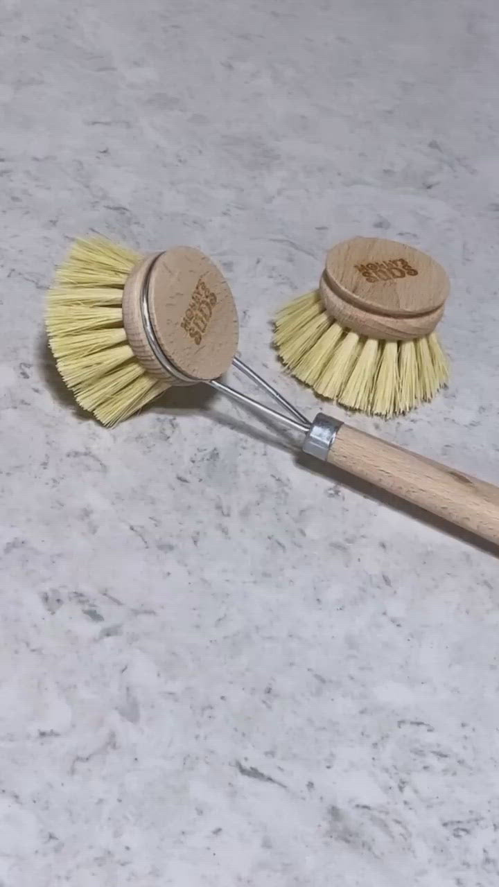 Dish Brush Replacement and Scrubber