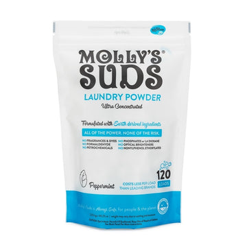 Molly's Suds Laundry Powder 120 Load