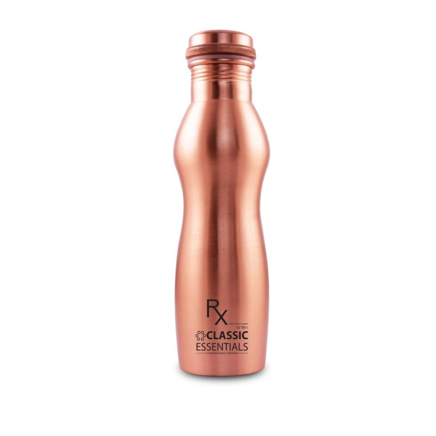 Classic Essential Copper Water Bottle
