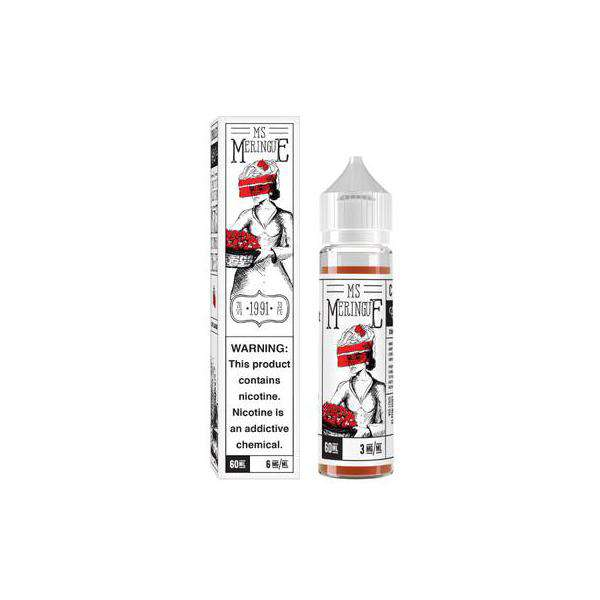 Charlies Chalk Dust E-Liquid Charlies Chalk Dust - Ms Meringue - 50ml Shortfill