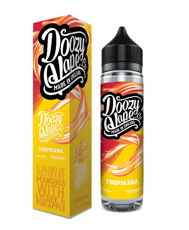 Doozy E-Liquid Doozy - Fruit - 50ml Shortfill - Tropikana