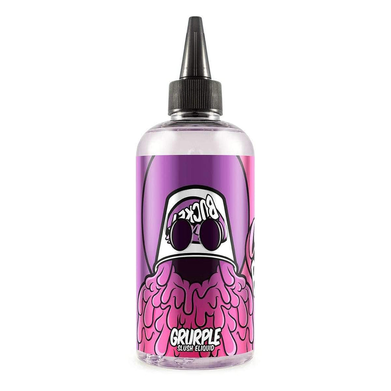 Joes Juice E-Liquid Slush Bucket - 200ml Shortfill - Grurple