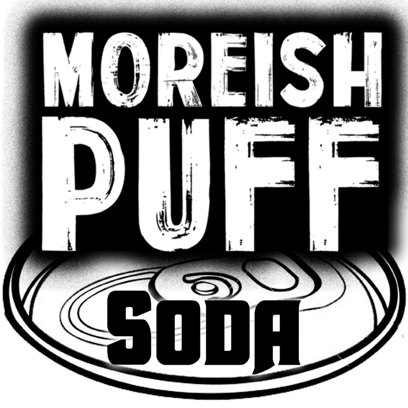 Moreish Puff E-Liquid Moreish Puff - Soda - 100ml Shortfill - Original Cola