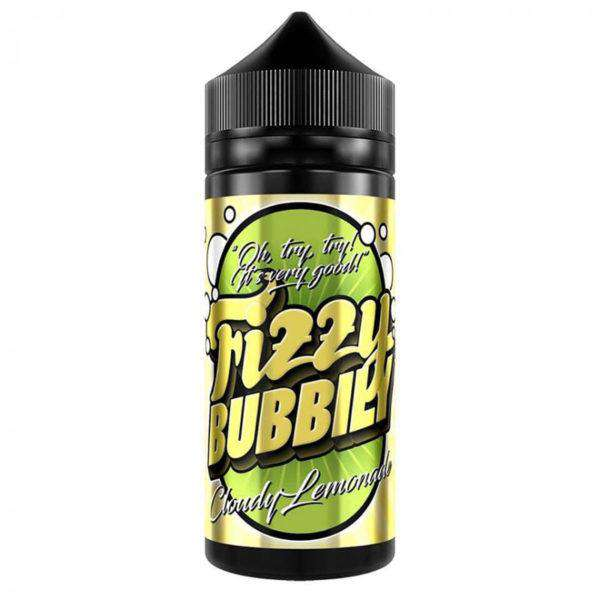 The Yorkshire Vaper E-Liquids Fizzy Bubbily - 100ml Shortfill - Cloudy Lemonade
