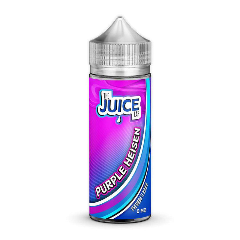 Vapeazy The Juice Lab - 100ml Shortfill - Purple Heisen