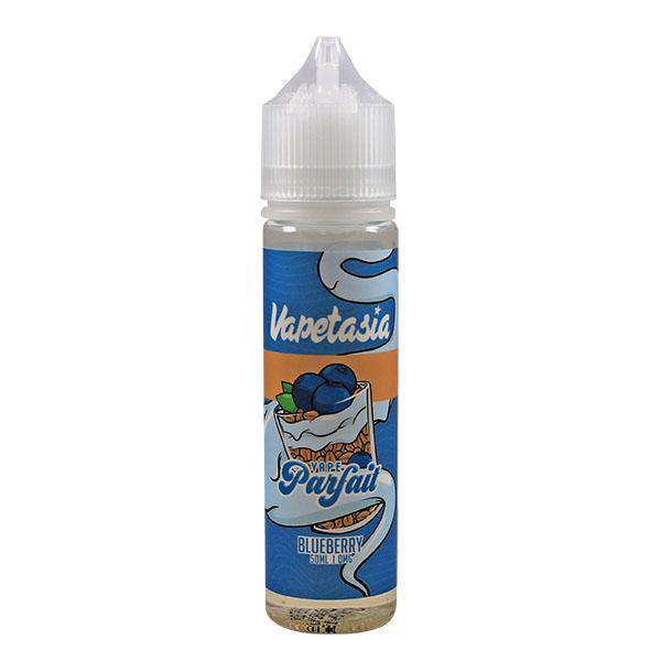 Vapetasia E-Liquid Vapetasia - 50ml Shortfill - Parfait Blueberry