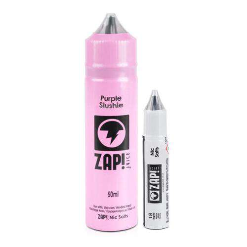 Zap E-Liquid Zap! - 50ml Shortfill - Purple Slushie