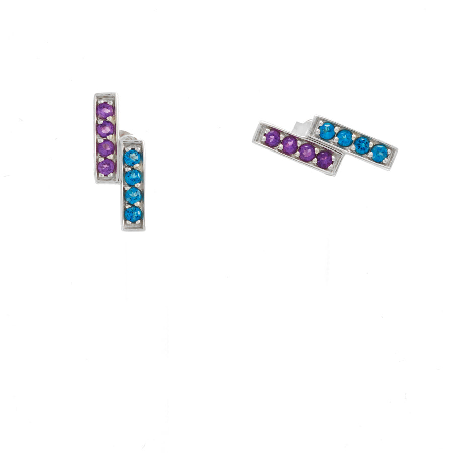 Heritage Studs - Carrie K.