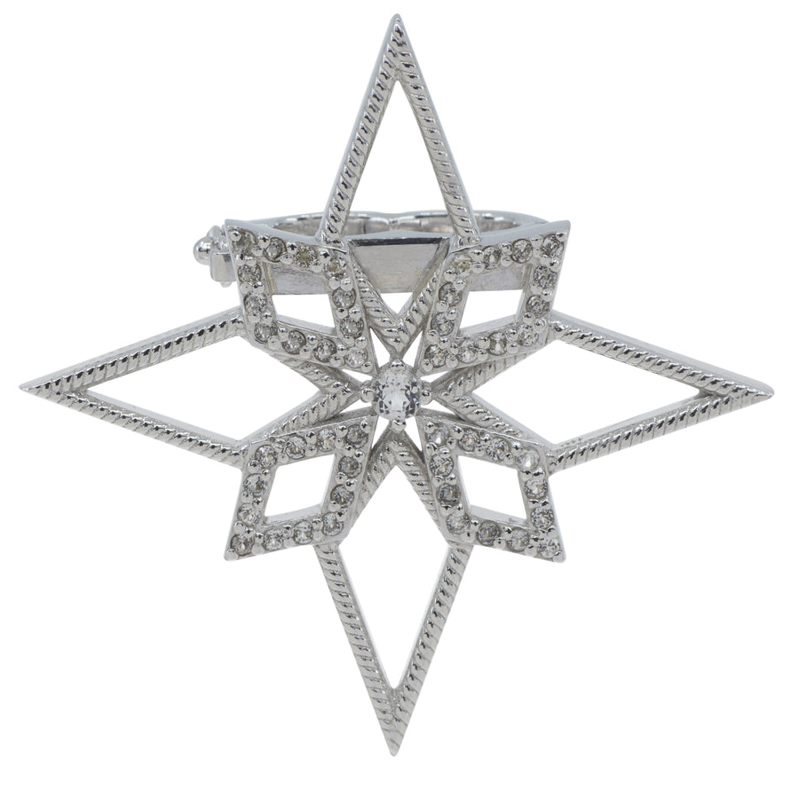 Star Pearl Clip (18K Gold) - Carrie K.