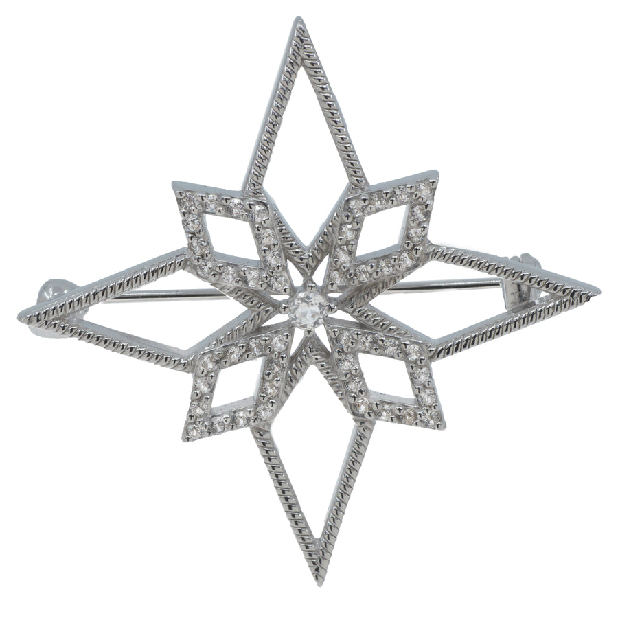 Star Brooch - Carrie K.