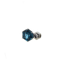 Hexa Solitaire Duo (9K Gold) - Carrie K.