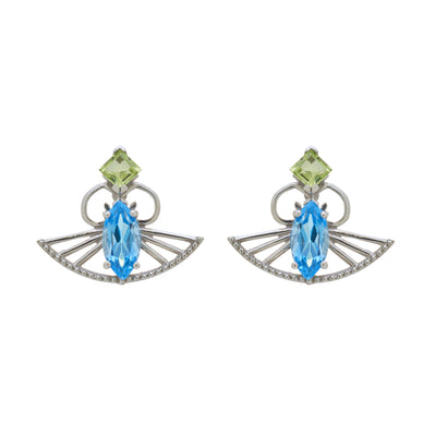 Blessings Studs (9K Gold) - Carrie K.