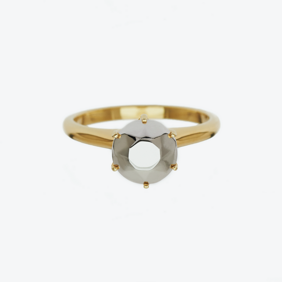 Heart of Gold Ring - Carrie K.
