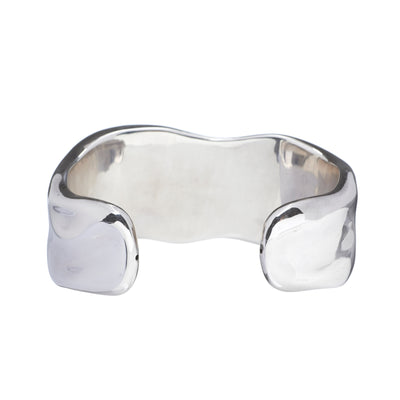 Liquid Metal Magma Cuff - Carrie K.