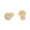Nut & Bolt Cufflinks - Carrie K.