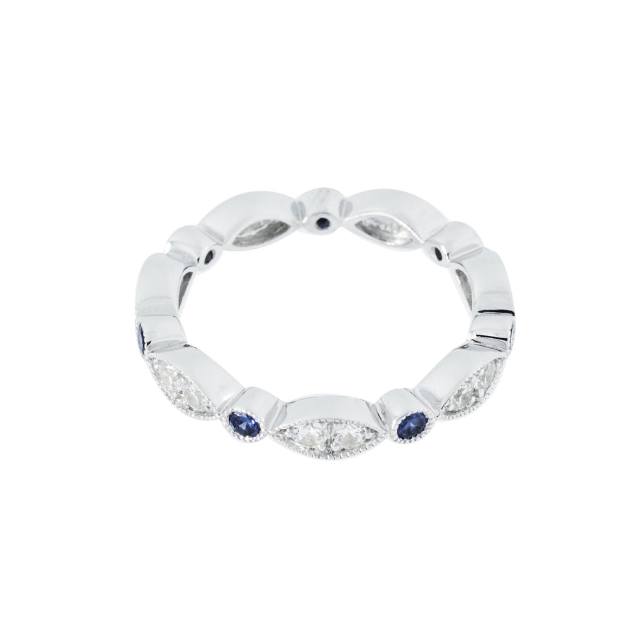 Achernar Eternity Ring - Carrie K.