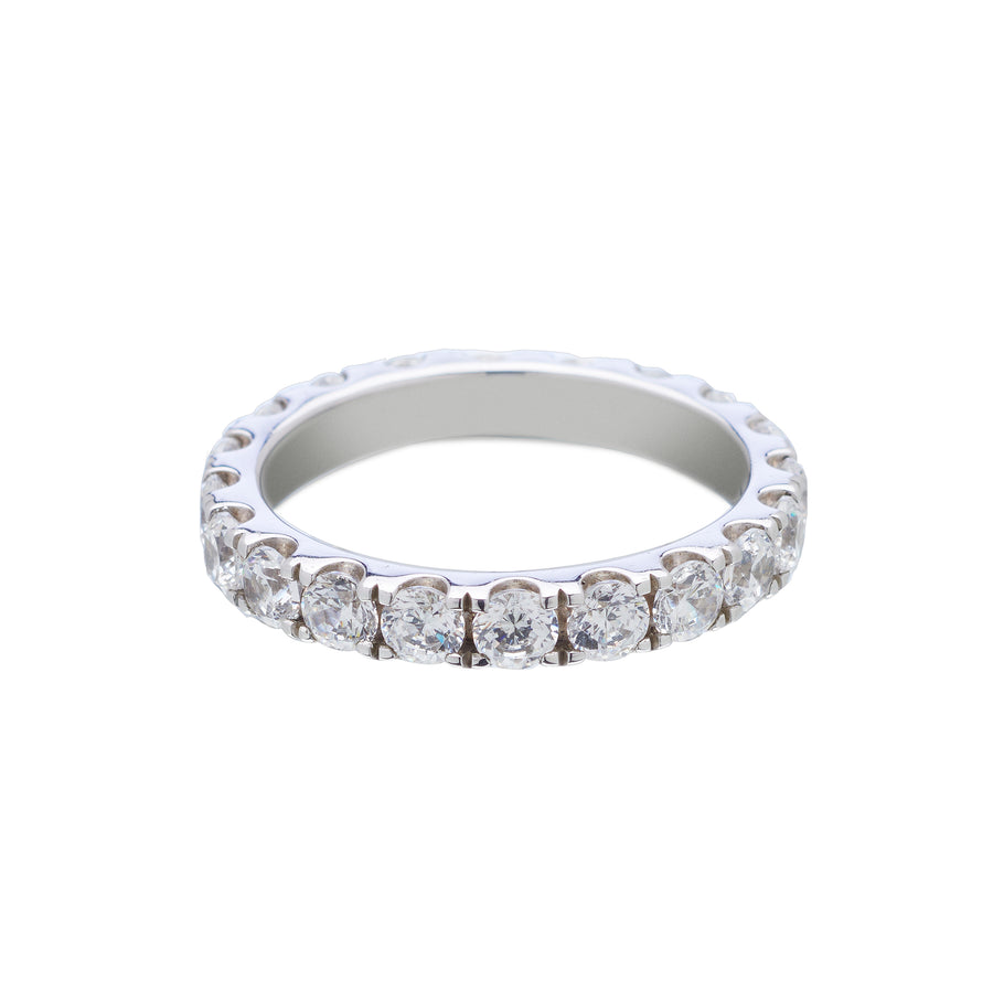 Assisi Ring (Full Eternity) - Carrie K.