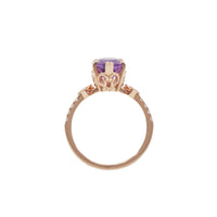 Blessings Marquise Ring (9K Gold) - Carrie K.