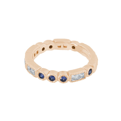 Canopus Eternity Ring - Carrie K.
