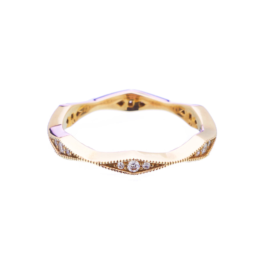 Capella Eternity Ring