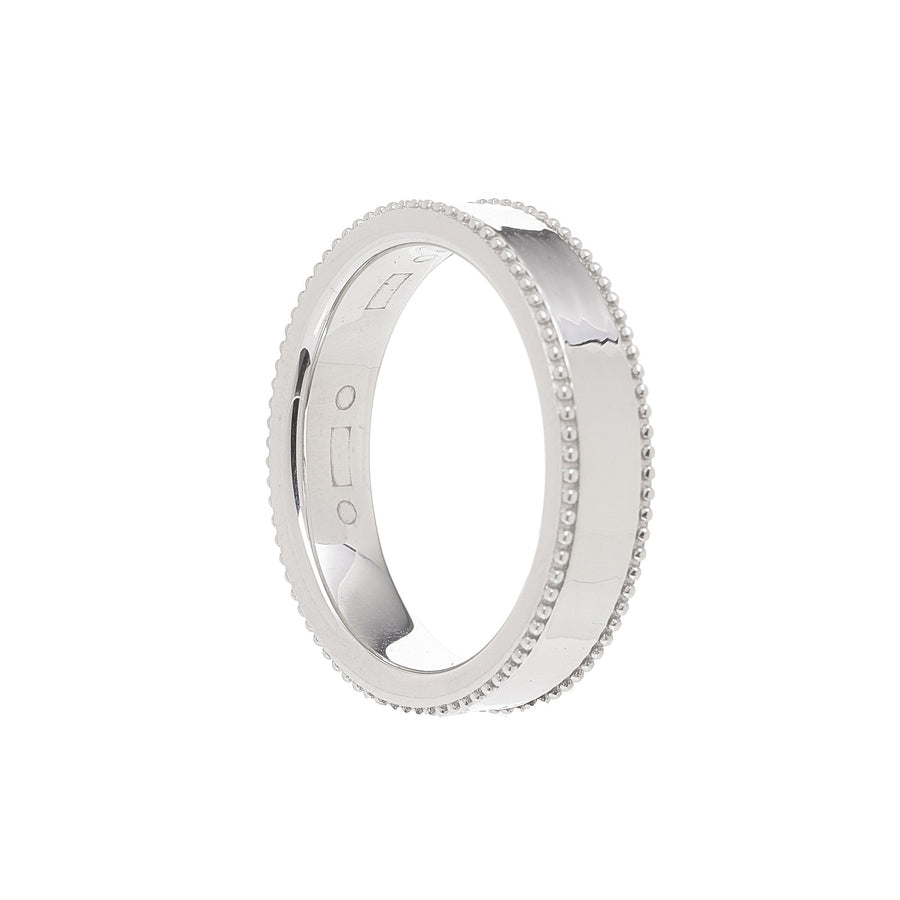 Milgrain Edge Ring - 5.0 mm - Carrie K.
