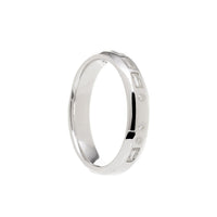Morse Comfort Ring - 5.2 mm - Carrie K.