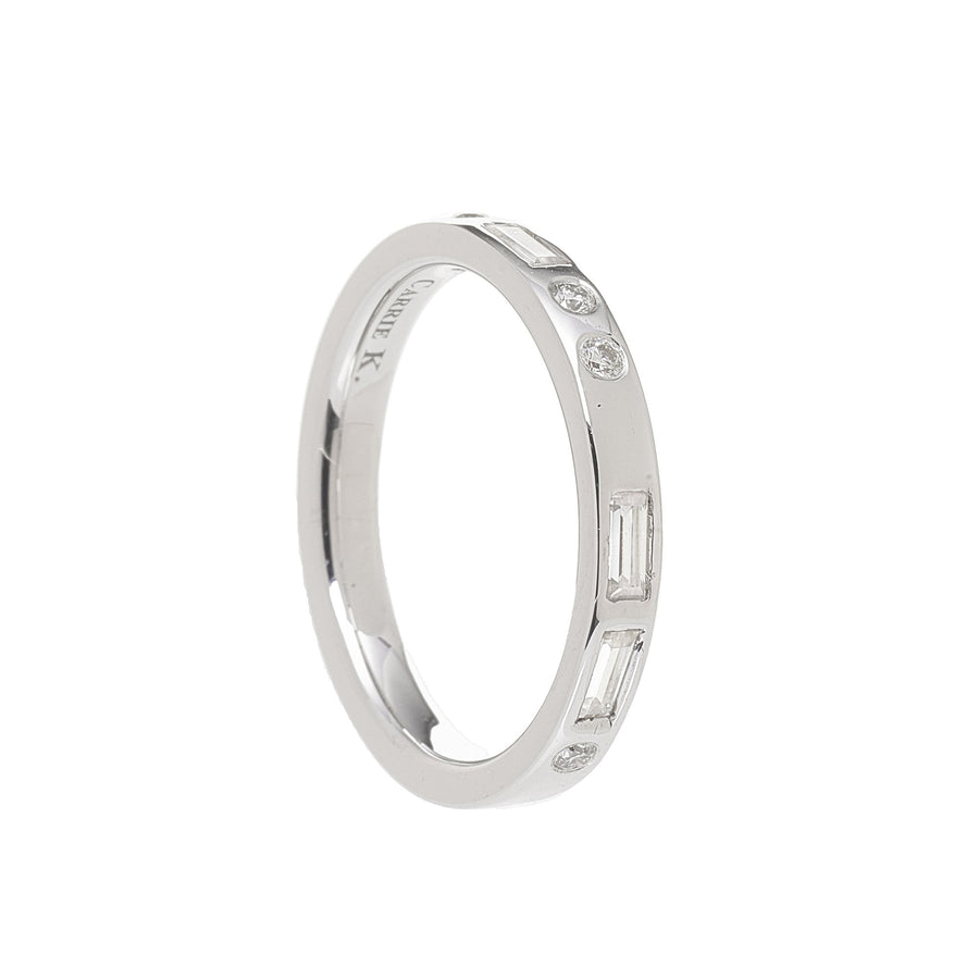 Morse Edge Ring - 2.7 mm - Carrie K.