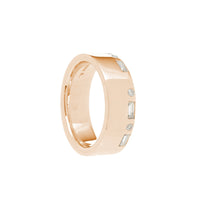 Morse Edge Ring - 6.5 mm - Carrie K.