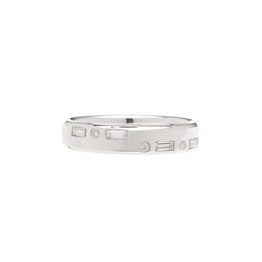 Morse Layered Ring - 4.5 mm