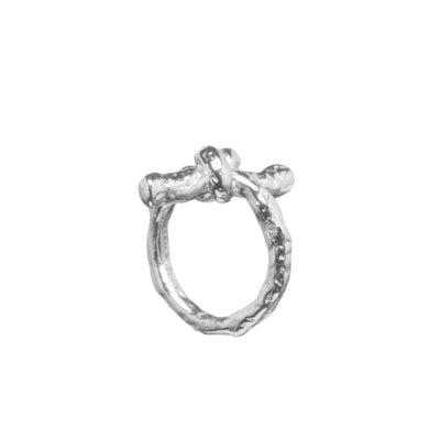 Forget Me Knot Ring - Carrie K.