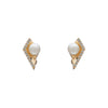 Icon Studs (9K Gold) - Carrie K.