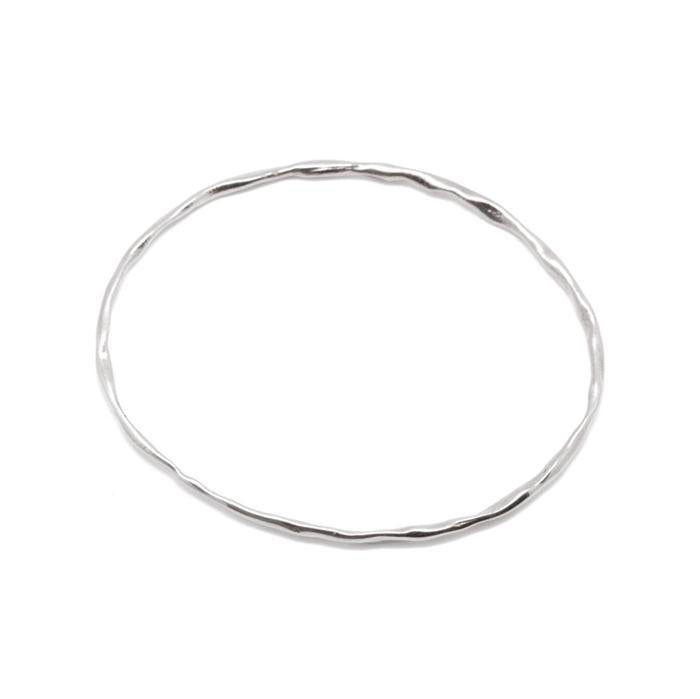 Medium Liquid Metal Bracelet - Carrie K.