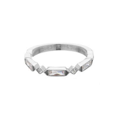 Procyon Eternity Ring - Carrie K.