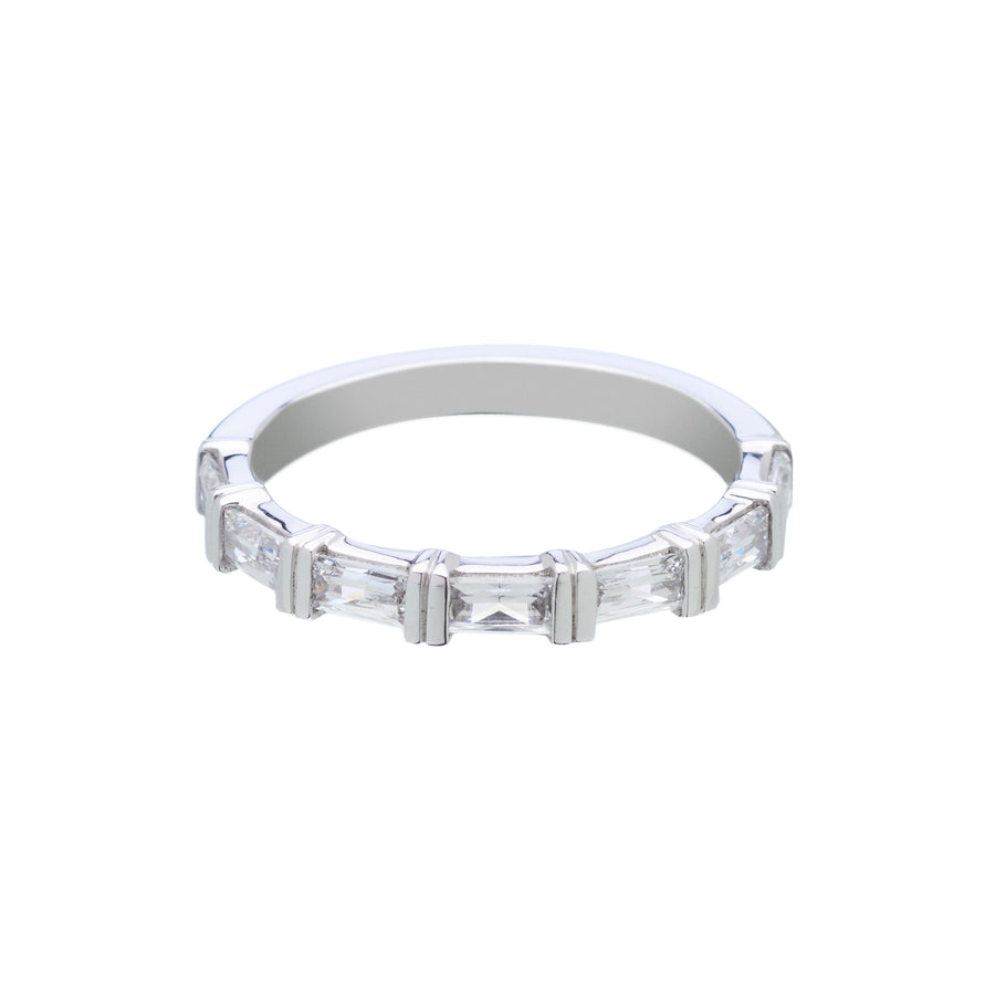 Rigel Eternity Ring - Carrie K.