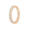 Rigel Kentaurus Eternity Ring - Carrie K.