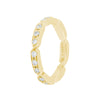 Vega Eternity Ring - Carrie K.