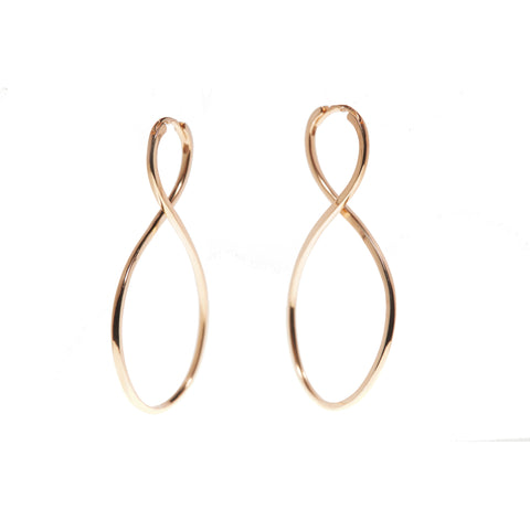 Infinity Earrings - Carrie K.