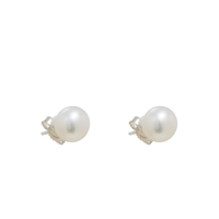 Freshwater Pearl Studs - Carrie K.